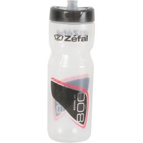 Zefal Sense M80 Trinkflasche 800 ml transparent